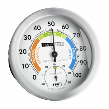 Präzisionshygrometer | Analoges Thermo-Hygrometer